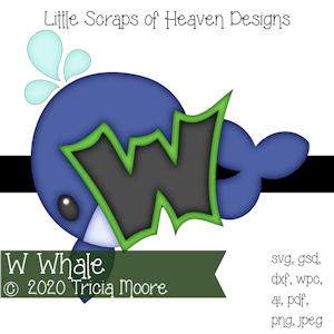 W Whale