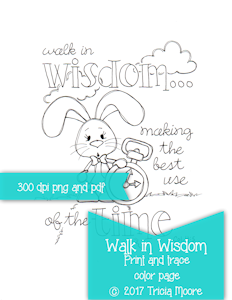 Walk in Wisdom