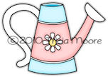 Watering Can Pattern