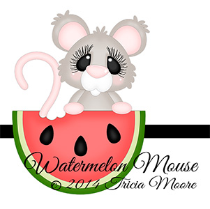 Watermelon Mouse
