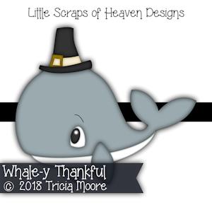 Whale-y Thankful