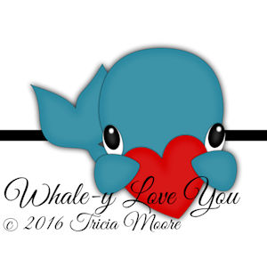 Whale-y Love You