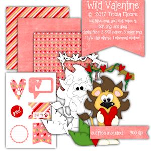 Wild Valentine Combo