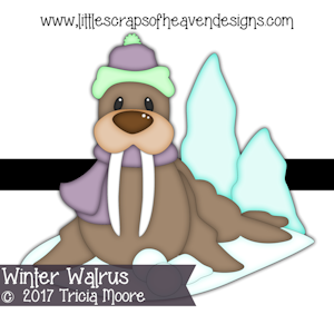 Winter Walrus