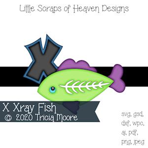 X Xray Fish
