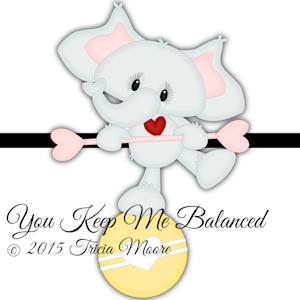 You Keep Me Balanced