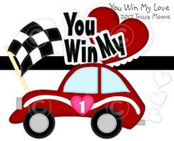 You Win My Love