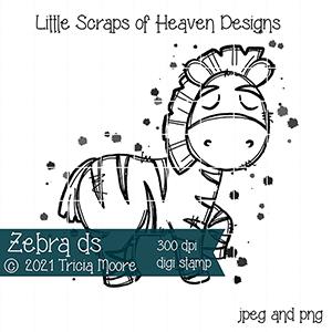 Zebra ds